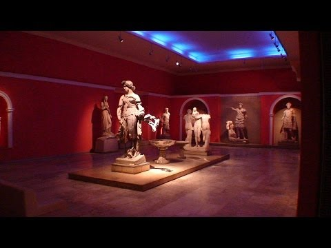 ANTALYA MUSEUM: A Turkish Delight and a little known World Class Museum, Antalya, TURKEY