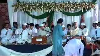 Asif ali Santoo Qawwal 2012 milad syed e konain  gujrat