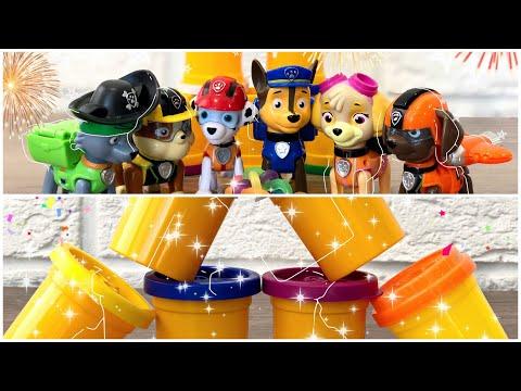 Щенячий патруль Сборник 2 (Paw Patrol) - игрушки из мультика Щенячий патруль - канал для детей