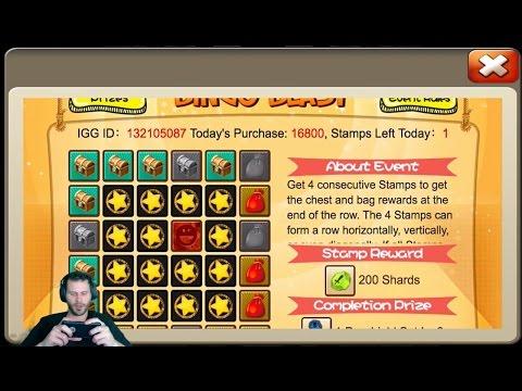 JT's Main Bingo Blast Full Card Revitalize Level 4 SET + Psysheild LVL 3 SET Castle Clash