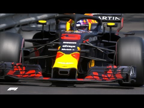 2018 Monaco Grand Prix: Qualifying Highlights