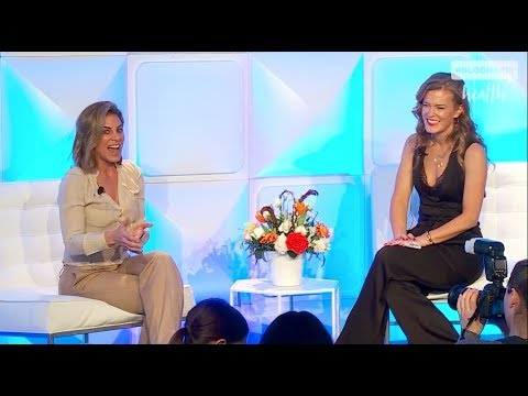 BlogHer18 Health - Jillian Michaels - Building a career in fitness