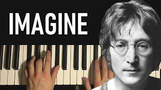Baixar John Lennon - Imagine (Piano Tutorial Lesson)