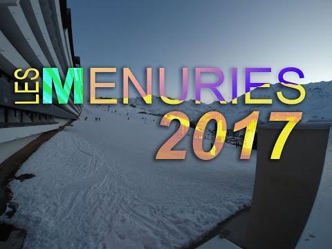 Les Menuires 2017
