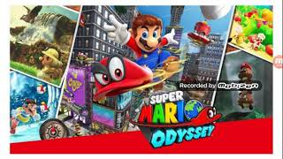 I just played Super Mario Odyssey