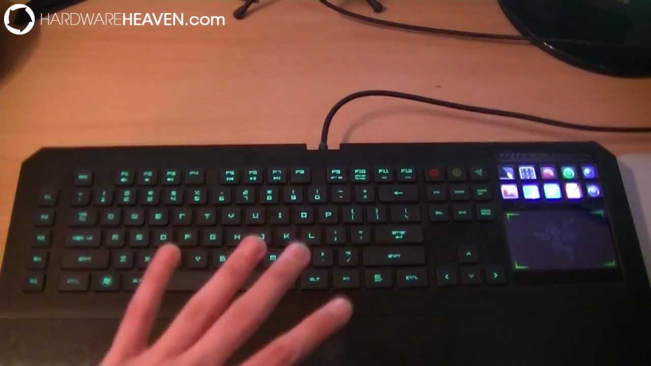 Razer Deathstalker Ultimate Review with Kaeyi Dream ( Ad Free )