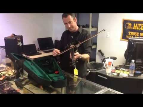 Electric Violin For sale @ Garden City Exchange Detroit Michigan Pawnbroker Pawn Shop