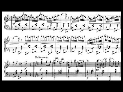 "Vittorio Monti ""Czardas"" for piano solo 【hosnm4536】"