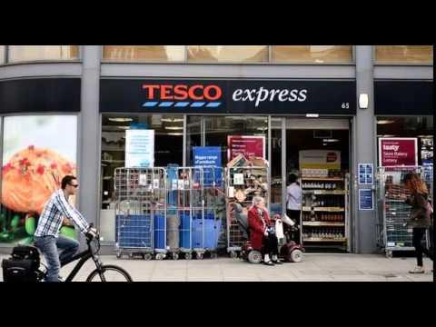 BBC News-Tesco to close 43 stores despite better Christmas sales