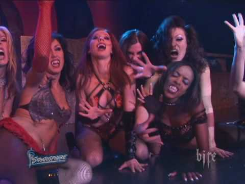Stratosphere Hotel -BITE (adult vampire show)