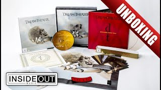 DREAM THEATER - Distance Over Time (Ltd. Deluxe Collector's Box Set Unboxing)