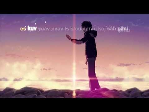 Ib Sab Ntuj - Karaoke Version - Theloswing