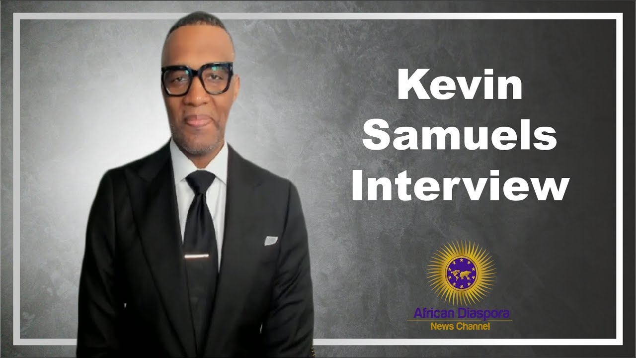 Kevin Samuels Speaks On Correcting The Black Male Image, Masculinity & Competing In Capitalism