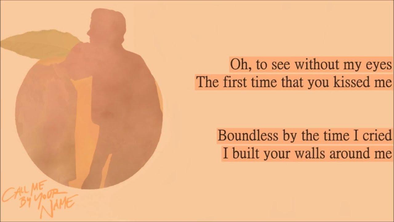 Sufjan Stevens - Mystery of Love (Lyrics on Screen) - YouTube