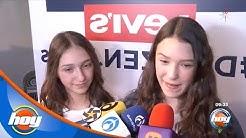 Mía y Nina Rubín hacen una inusual confesión de su mamá, Andrea Legarreta | Hoy