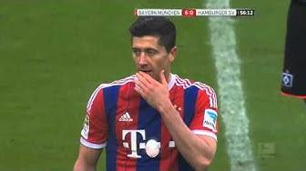 Bayern Munich vs Hamburg