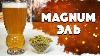 Варим домашнее пиво Магнум.
