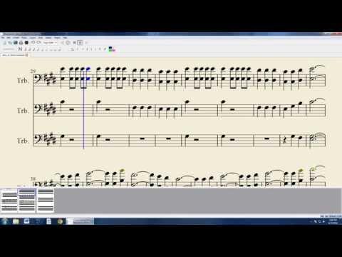 Sons of Skyrim - Trombone