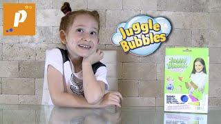 Распаковка и обзор Волшебные пузыри   Juggle Bubbles