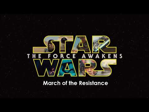 Star Wars:March of the Resistance 30min