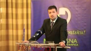 Matković: Pozivam HSP da glasa za Đapićevu NL