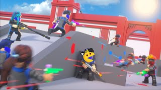 jugando Paintball en roblax /BIG Paintball!(Roblox)