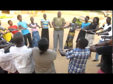 Play for Peace in YEI, South Sudan