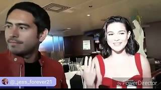 Gerald Anderson and Bea Alonzo super sweet star magic coffee table book launch