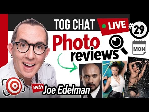 🔴 LIVE TogChat™ #29 - Photo News, Photography Talk, Tips and Photo Reviews