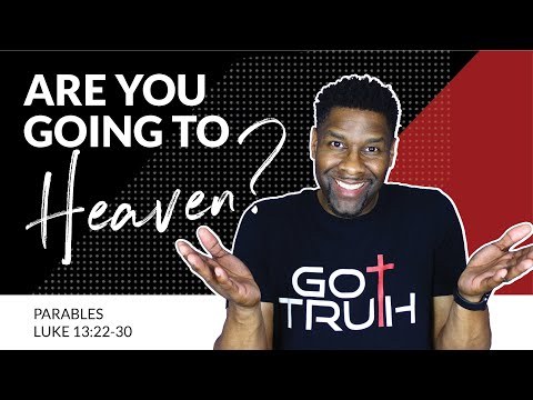 How to be 100% SURE You're Going to Heaven and NOT be Surprised on Judgment Day!