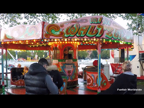 Mini Waltzer (Nottingham Goose Fair, United Kingdom) 2017