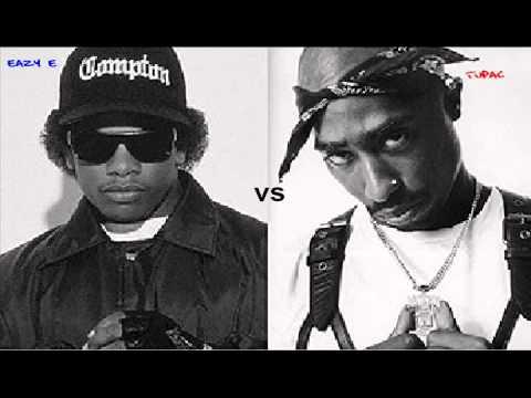 Eazy-E vs. Tupac