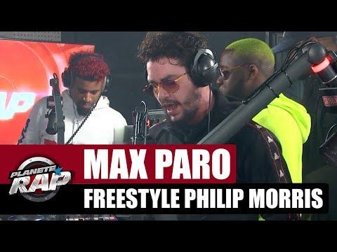 """Max Paro - Freestyle """"Philip Morris"""" #PlanèteRap"""