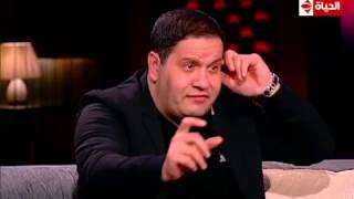 إدوارد: عادل إمام يستحق لقب الزعيم.. فيديو