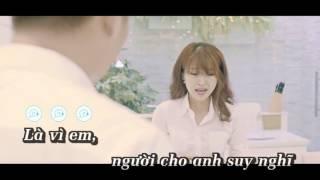 Karaoke HD - Nếu Em Còn Tồn Tại - Trịnh Đình Quang beat gốc