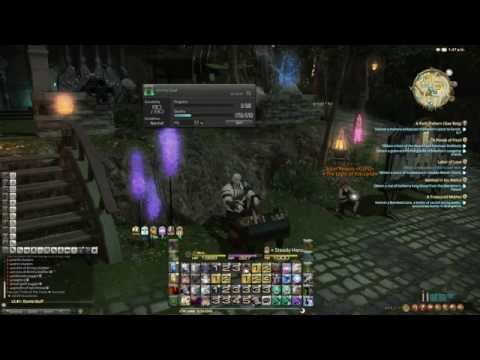 Final Fantasy XIV: ARR - 4-Star Crafting (Kirimu Coat)