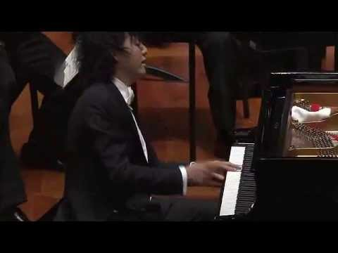 Yundi Li Plays Liszt's Piano Concerto No. 1 (2011)