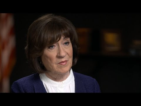 "Why Sen. Susan Collins voted ""yes"" on Brett Kavanaugh"