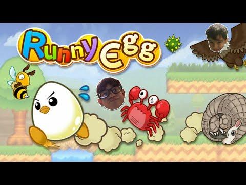 Runny egg gameplay