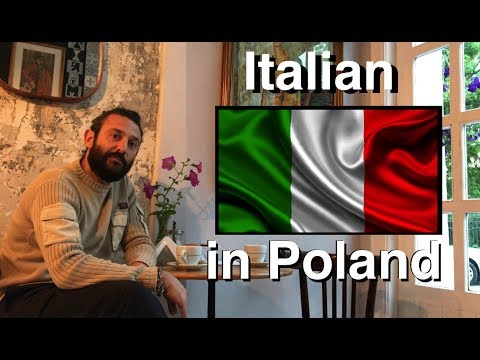 Meet Patrizio -- An Italian Immigrant in Poland