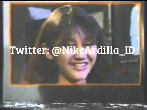 Nike Ardilla Interview Matahariku Album Promo TVRI Nasional 1991