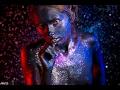 Бэкстейдж фотосессии космической девушки :-)