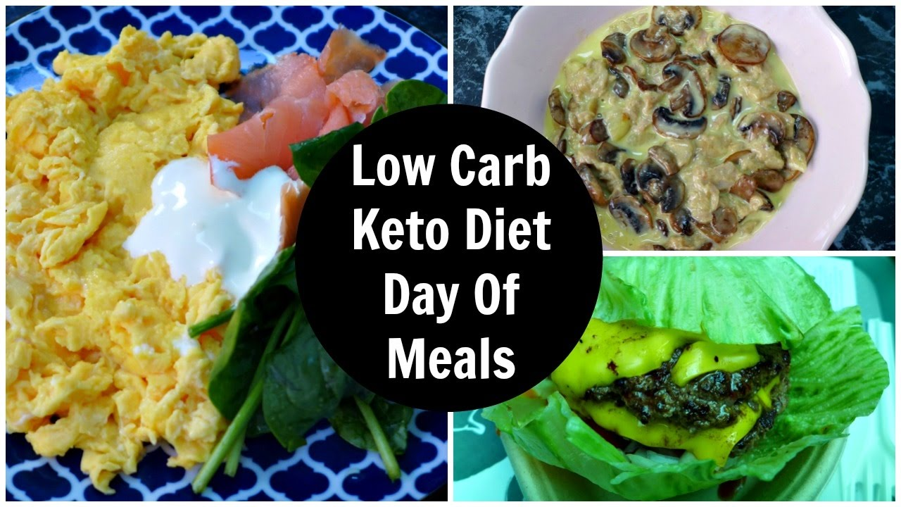Day Of Keto Eating