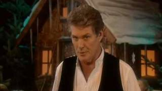 Watch David Hasselhoff The Christmas Song video