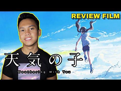Review Film Weathering With You 2019 Indonesia Gambarnya Ciamik Sekali Youtube