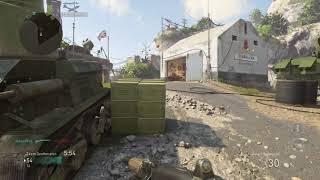 Call Of Duty WWII Beta Team Deathmatch #1