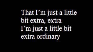 Extra Ordinary - Lucy Hale (lyrics)
