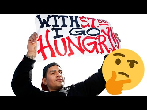 Should We Raise the Minimum Wage? | Poverty & Unemployment