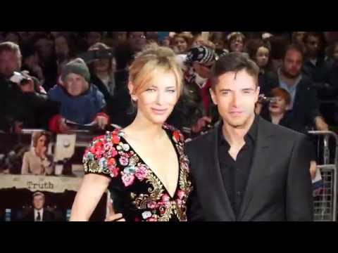 Celebrity Arrivals At The Truth LFF Premiere In London