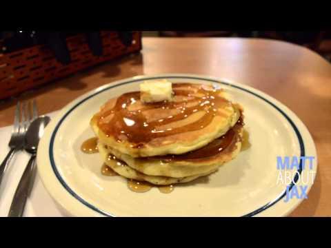 Watch MATT ABOUT JAX: National Pancake Day at IHOP!